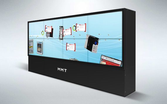 Multi-User Touch Walls