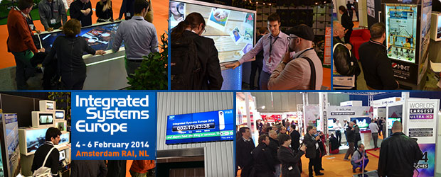 MMT at Integrated System Europe 2014 Review