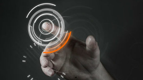 Touch Functionality with up to 32 touch points - MultiTouch Interaction